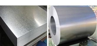 China Full Hard Spangle Hot Dipped Galvanized Steel Sheet ASTM A653 / Q195 / SGC490 factory