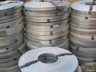 ISO Slitted Construction Galvanized Steel Sheet For Window Frame Materials