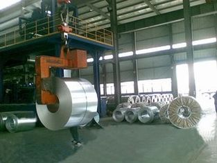 China SPCC DX51D+Z Zinc Coating Galvanized Steel Sheet Coil Thickness 0.14mm - 1.2mm factory