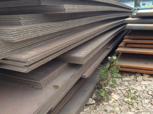 China High Strength Hot Rolled Steel Plate Grade FH40 ABS CCS DNV LR FH40 Steel Sheet factory