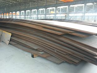 China ABS EH36 ABS F40 Abrasion Resistant Steel Plate High Carbon Steel Sheet Custom Size factory