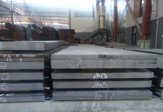 China Hot Roll Carbon Steel Plate S275JR  EN10025-2 Standard For Structure S275J2 S275J0 factory