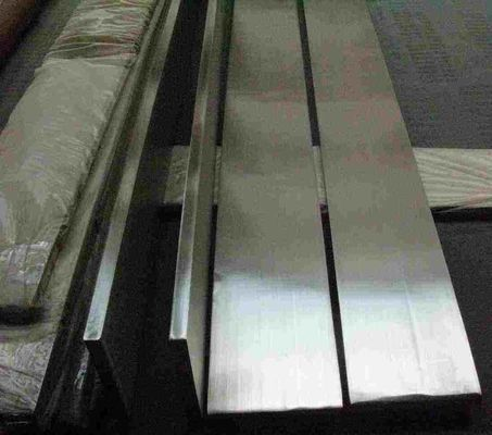 High Hardness Grade 440A Flat Stainless Steel Bar Hot Rolled ASTM DIN
