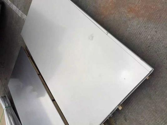 ASTM A240 321 Ss Sheet Metal , Ss Plate With Thickness 0.6mm - 3.0mm