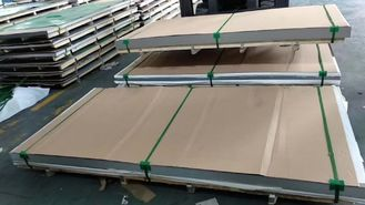 SUS430 Small Tolerance Stainless Sheet Metal Thickness 0.4 - 3.0mm 4 Feet Width