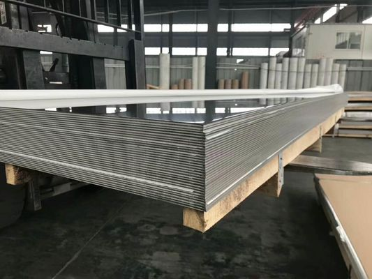 Grade 430  Cold Rolled Sheet Steel  2B Finish In 4.0mm Thickness  4 Feet Width