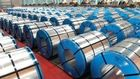PPGI HDG GI SECC DX51 ZINC Cold Rolled Galvanized Steel Coil / Strip Zinc Coating supplier