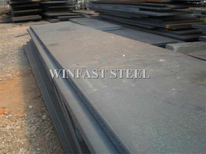 Abrasion Resistant Stainless Steel Plate Hardox 500 Hot
