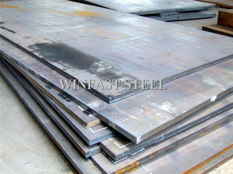 Abrasion Resistant Ar500 Steel Plate