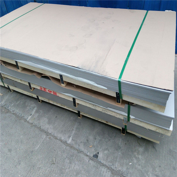 ASTM A240 Grade AISI 443 Stainless Steel Sheet No.4 Surface Treatment for Kitchenware supplier