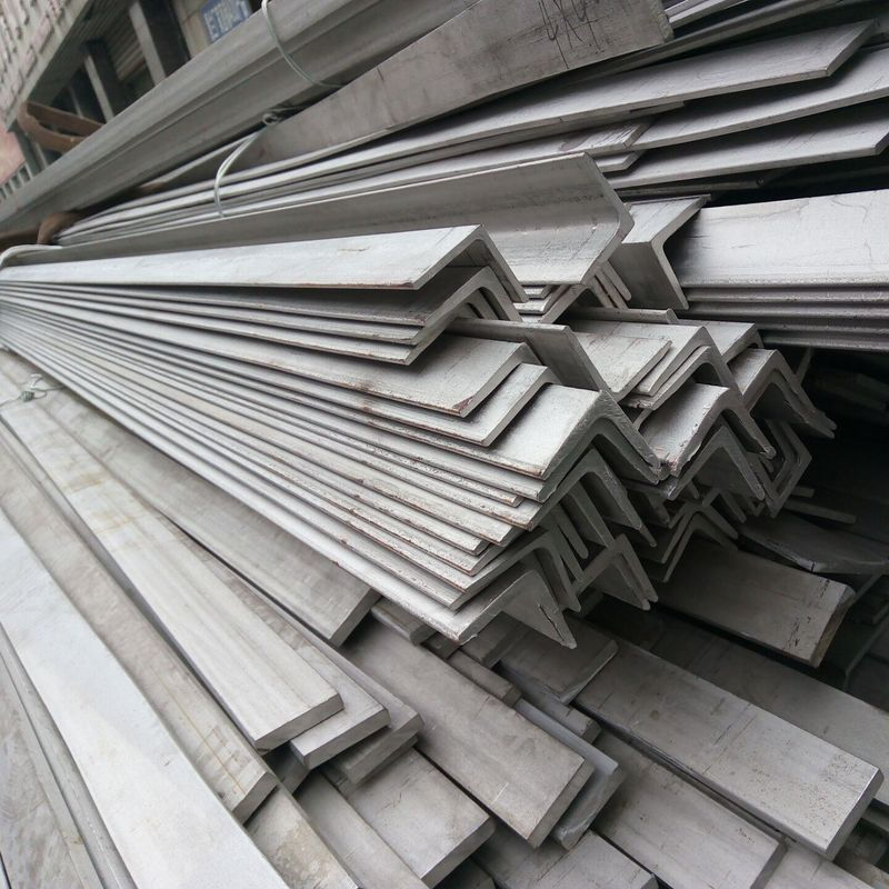 Heat Resistant Stainless Steel Angle Bars Grade 310S Hot Rolling SS ...