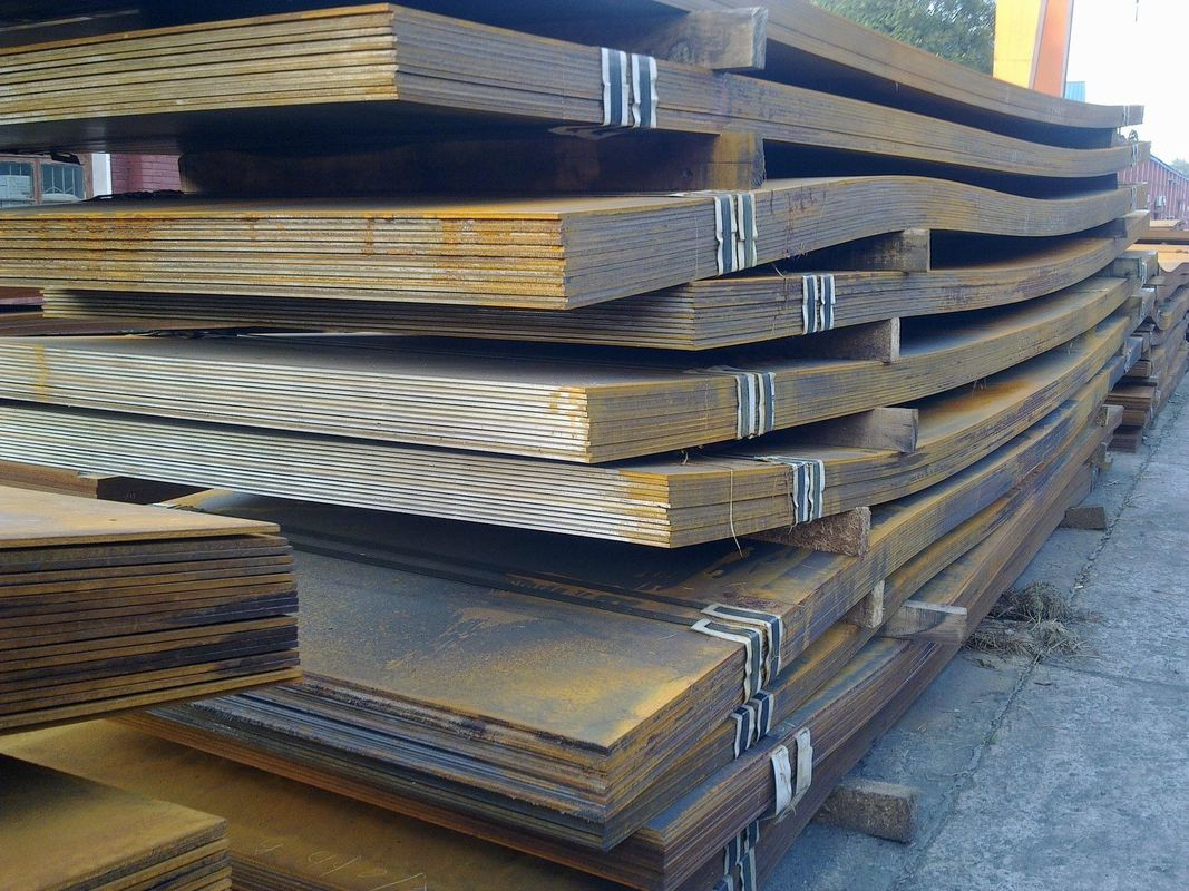 Abs Eh36 Abs F40 Abrasion Resistant Steel Plate High