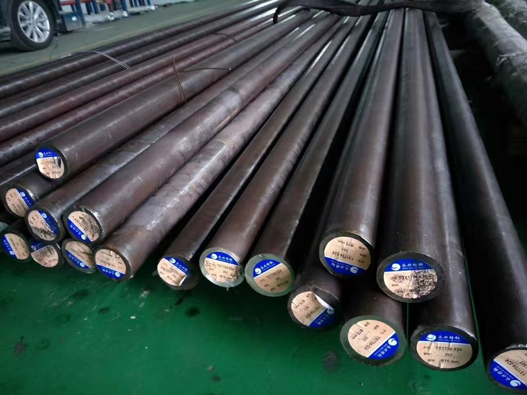 Grade 420 Stainless Steel Round Bar Heat Treatment Solution and Aging supplier