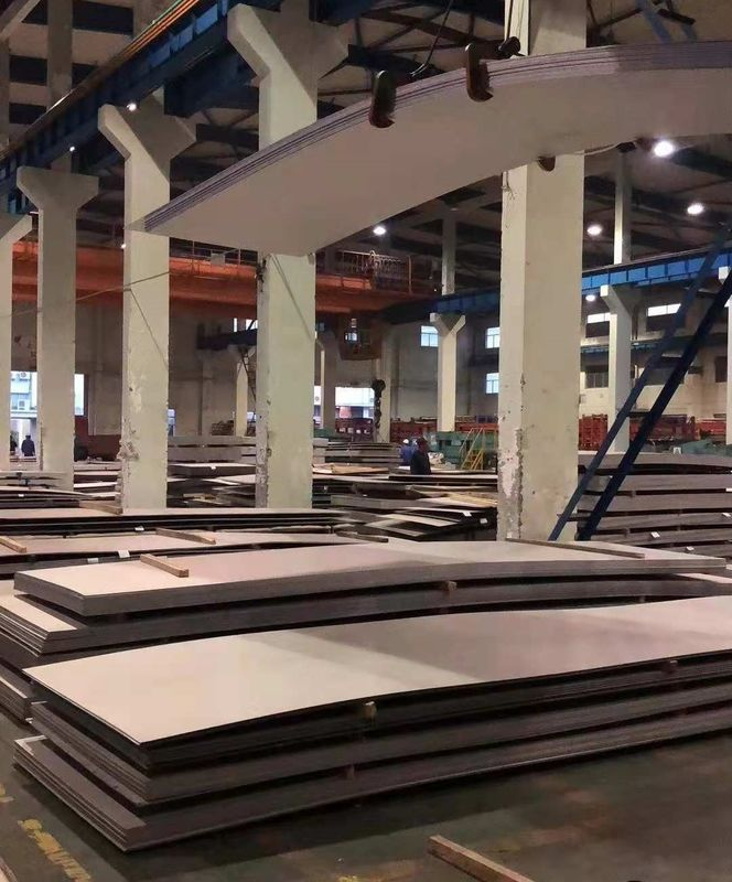 2507 / 1.4410 / S32750 Super Duplex Stainless Steel Plate 1.2 - 25mm Thickness supplier