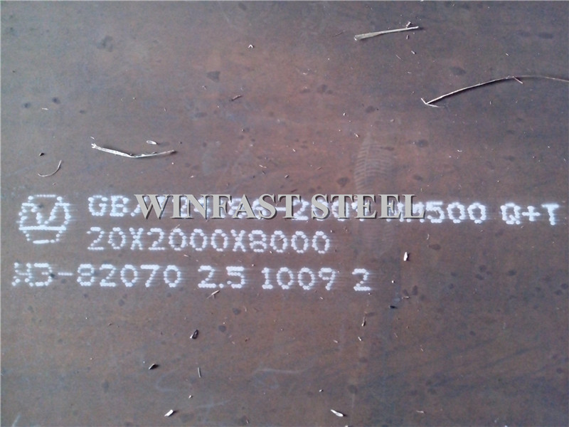 Hardox 450 Hot Rolled Steel Plate Abrasion Resistant