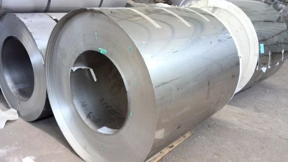China Cold Rolled 304 Secondary Stainless Steel Coils 0.3 - 3.0mm Thickness distributor