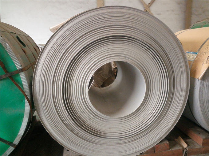 TISCO Stainless Steel Strip Coil / Stainless Steel Diamond Plate