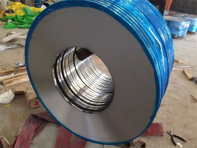 304 Stainless Steel Strips 1.4301 SS Strips / Annealing Bright BA Finished