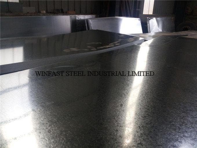 4x8 Galvanised Steel Coil Flat Galvanized Sheet Metal