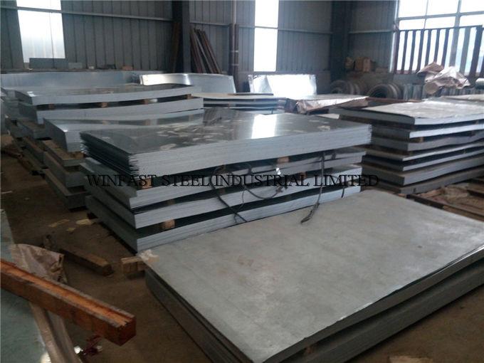 22 Gauge Galvanized Sheet Metal High Strength Steel Plate
