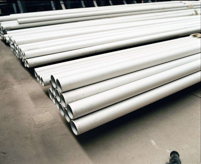 ASTM A790 A679 904L Super Austenitic Stainless Steel Pipe Seamless DIN 1.4539