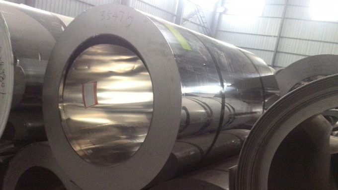 ASTM EN JIS 201 Secondary Stainless Steel Coils 1500mm Width