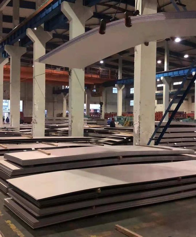 2507 / 1.4410 / S32750 Super Duplex Stainless Steel Plate 1.2 - 25mm Thickness