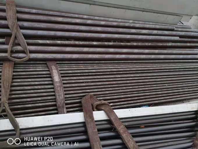 Bright Stainless Steel Bar 17-4PH / 630 SS Round Bar Grit 400 Polished